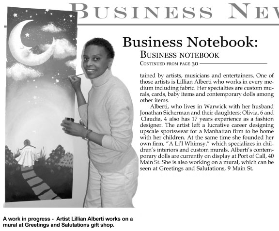 Business Notebook press
