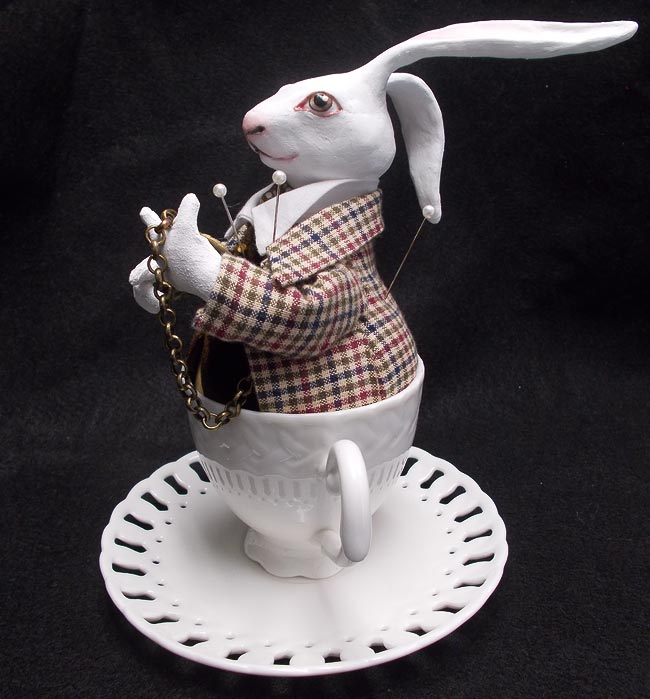 white rabbit alice in wonderland